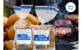 MADE•WITH introduces new line of clean-label buns and loaves