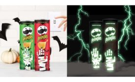 Pringles releases limited-edition glow-in-the-dark cans