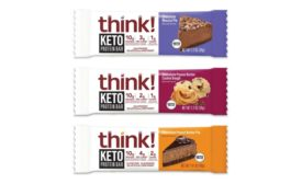 think! expands Keto protein bar offerings