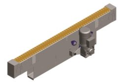 Modular Conveyor Express center drive conveyor