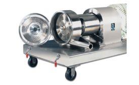 Ross X-Series CIP-ready Ultra-High Shear Mixer
