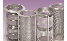 Centrifugal sifter screens
