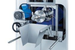 Hebenstreit single-screw extruders