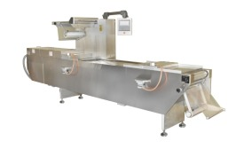 Rollstock RI1200 vacuum packaging machine