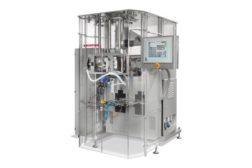 Rovema GmbHâ??s BVC Series VFFS (Vertical Form-Fill-Seal) bagging machine