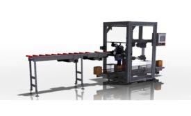Douglas TriVex SL/SLi top load case packer