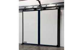 Rytec Turbo-Slide freezer door