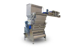 Baker Perkins 3-Roll Sheeter