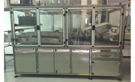 Rexfab inline vacuum depanner
