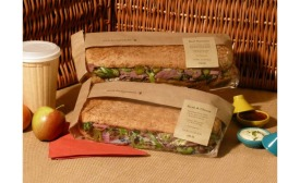 Planglow natural hoagie bag