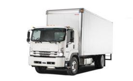 2018 Isuzu FTR medium-duty truck