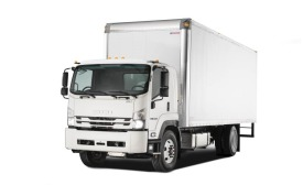 2018 Isuzu FTR medium-duty truck