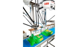 JLS Automation Osprey Robotic Case Packer