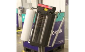 Orion to demo new S-Carriage wrapping technology, pallet wrapping systems at PACK EXPO 2021