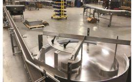 Multi-Conveyor Binary Rotary Tables