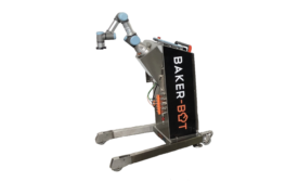 Apex Motion Control introduces new Baker Bot function: targeted filling and depositing