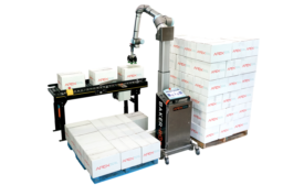Apex Motion Control automates primary and secondary packaging