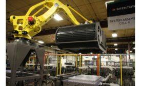 Brenton releases redesigned MP1000 Robotic Bulk Palletizer / Depalletizing End of Arm Tool