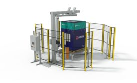 Orion New RTC Rotary Tower Automatic Provides a Compact and Expandable Automatic Wrapping Solution