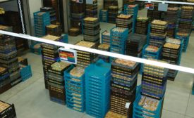 Inventory control focuses on sustainability, going paperless