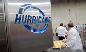 Middleby Hurricane Oven