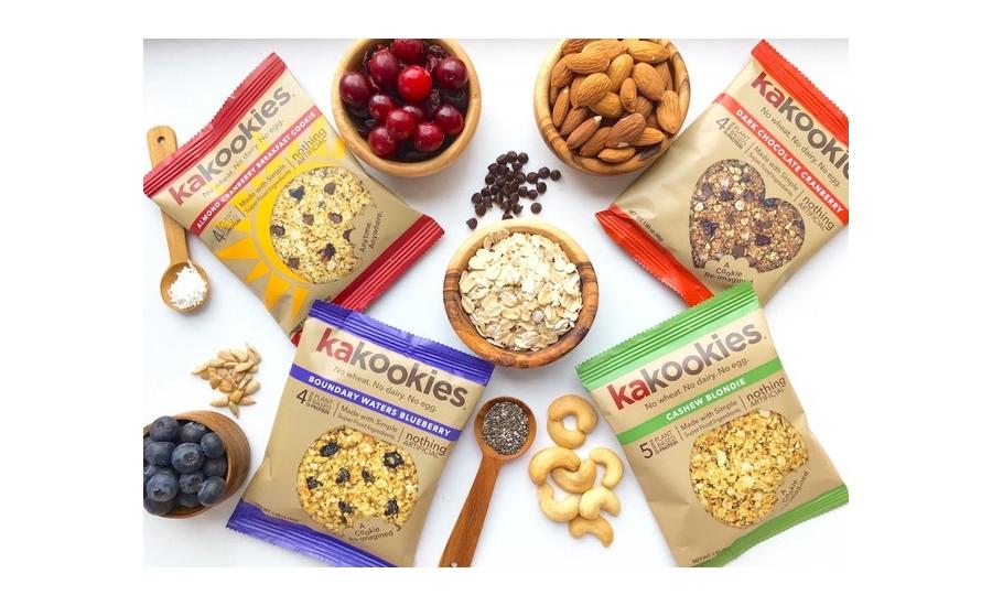 Kakookies wins 2018 'Best New Healthy School Snacks' honors | 2018