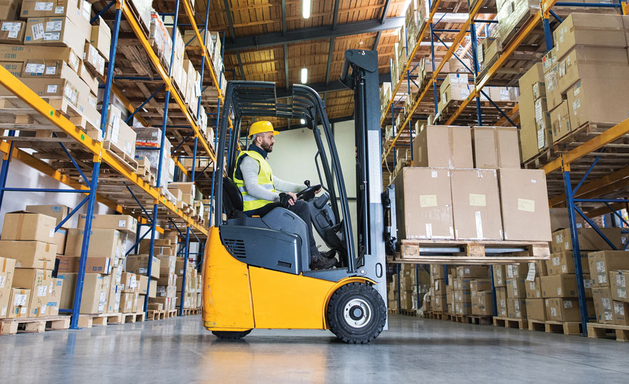 Warehouse software builds a connected environment