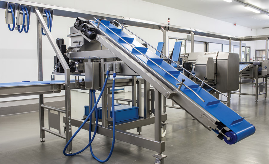 Snack and bakery manufacturers search for sanitation, versatility with laminators and sheeters