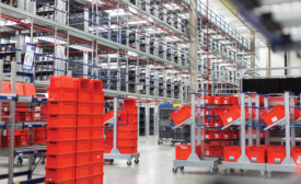 Third-party logistics helps snack and bakery companies streamline delivery