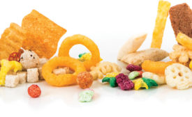 Puffed and extruded snacks seek bases with better nutritional benefits