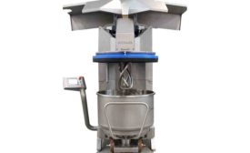 Updated bakery mixers for improved safety and automation