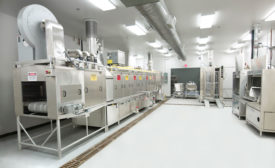 Washing systems help automate sanitation for bakery pans and more