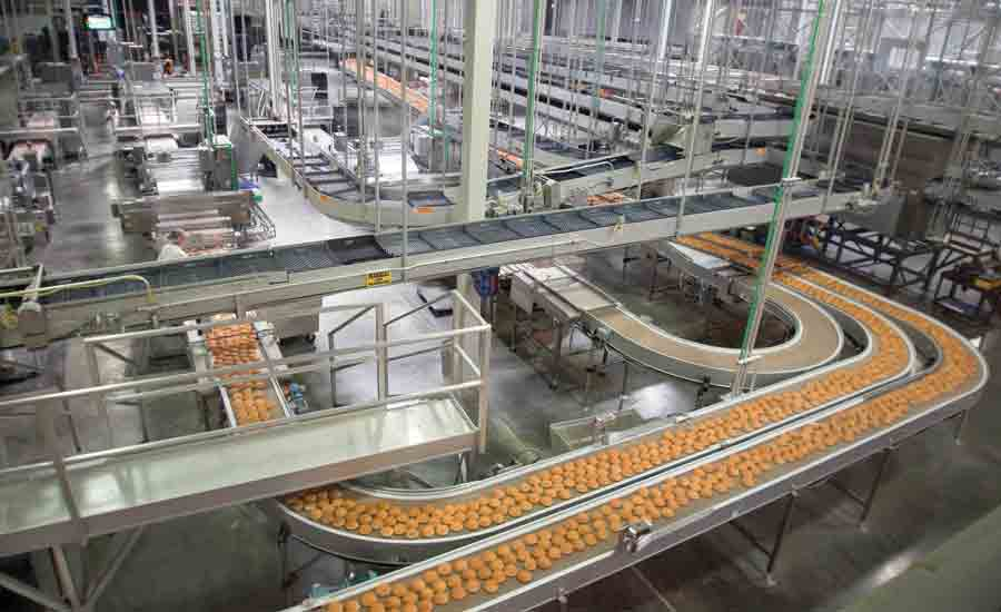 Improving snack and bakery operations with advances cold chain technologies