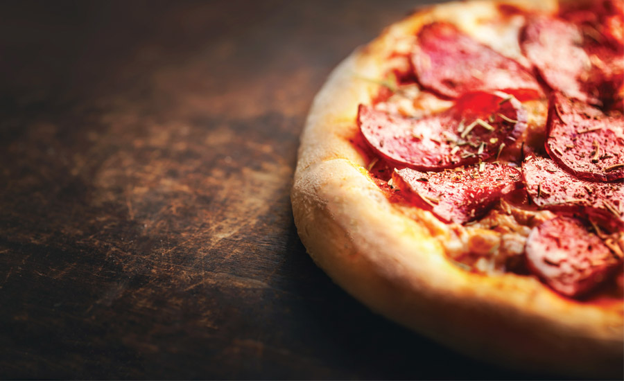R&D inspirations for next-generation pizzas