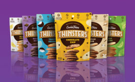 Entrepreneurial cookie brand THINSTERS brings clean-label, bite-sized indulgences to the nation
