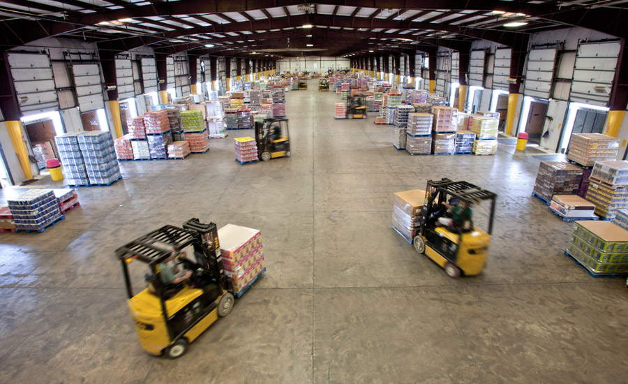 Third-party logistics helps streamline snack and bakery distribution