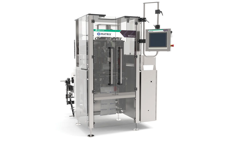 New and updated form/fill/seal packaging systems deliver to consumer trends