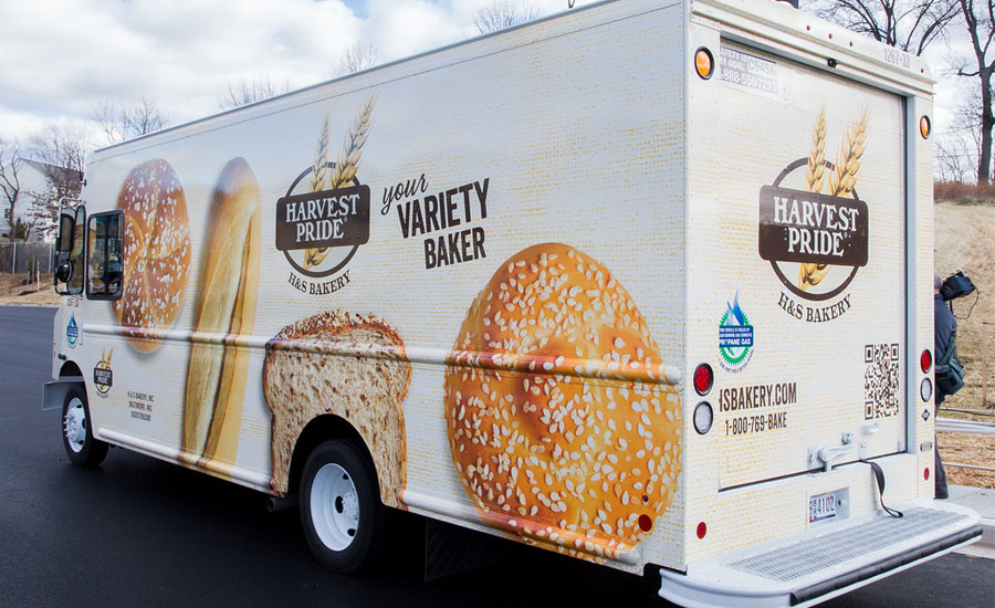 Snack and bakery companies look for new, efficient fleets