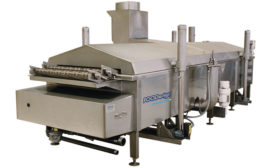 Advanced options in baking and frying equipment