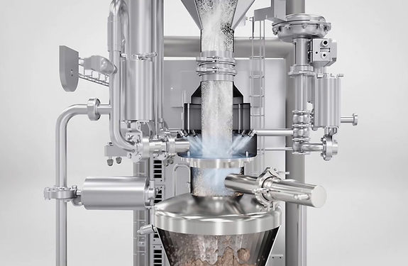 New, improved mixers for snack and bakery dough applications