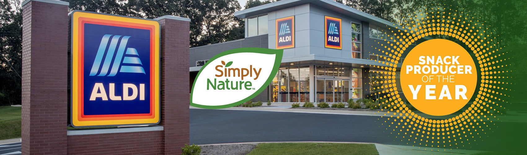 2021 Snack Producer of the Year: ALDI's affordable simplicity