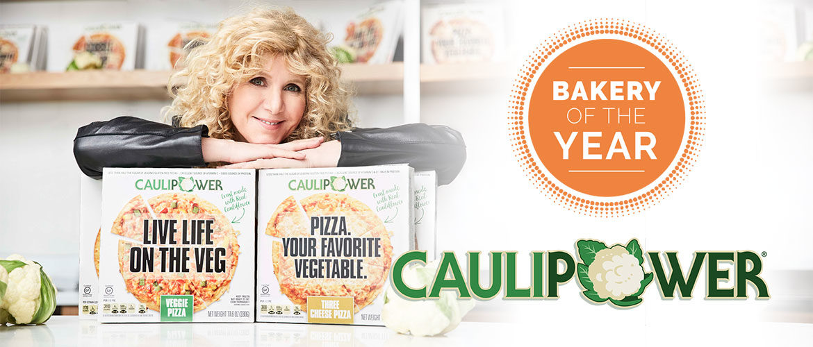 2021 Bakery of the Year CAULIPOWER defines the next generation of better-for-you products