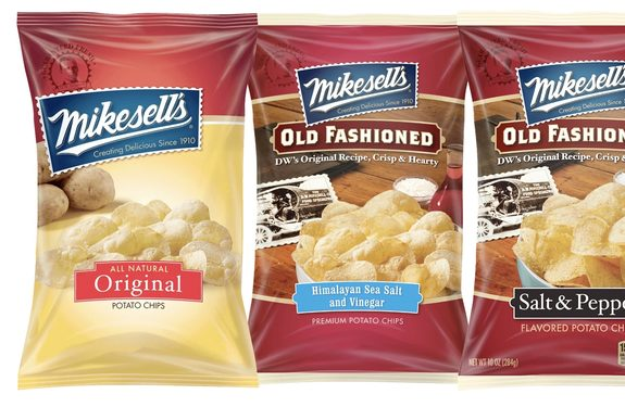 Mikesell's brings regional strength to the salty snacks market
