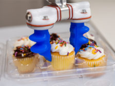 Advances in robotics and automation in the snack and bakery industries