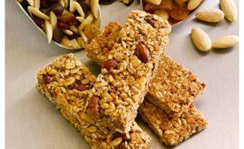 Almond Snack Bars