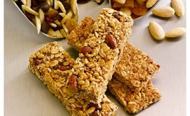 Almond Snack Bars