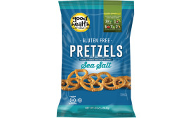 Good Health Gluten Free Pretzels