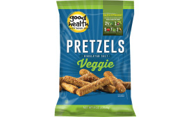 Good Health Veggie Pretzels