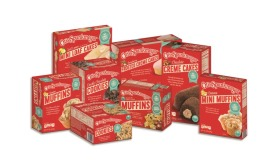 Otis Spunkmeyer Snacks