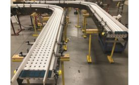 Case Study: Multi-Conveyor high-speed curve control for food tray stability